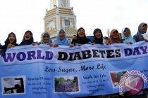 Persadia: 75 persen penderita diabetes tak terdeteksi