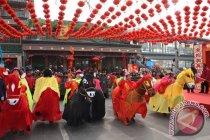 Hampir tiga miliar perjalanan diperkirakan terjadi selama imlek di China