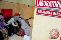 Usai buka puasa, puluhan santri putri Ponpes Assyaroniah-Lampung Timur keracunan makanan