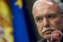 Menlu Palestina seru negara Arab sediakan jaring pengaman keuangan