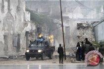 Pasukan Somalia tinggalkan pangkalan karena gaji tak dibayar