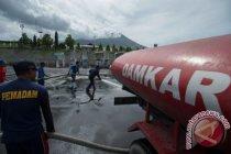 Di Ternate-Maluku Utara, kantor kelurahan dan 10 rumah terbakar