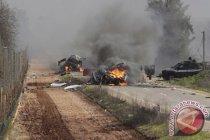 Israel balas gempur Lebanon