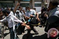Houthi Yaman tangkap pengunjuk rasa di Sanaa