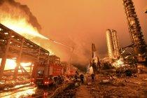 Kebakaran pabrik di China tewaskan 11 orang