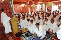 Laporan dari Mekkah - Ruang dan waktu utama ibadah bertemu dalam wukuf di Arafah