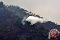 Kebakaran Merbabu hanguskan 400 hektare lahan