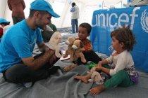 UNICEF-Iran-Irak secara bersama akan bersihkan ranjau