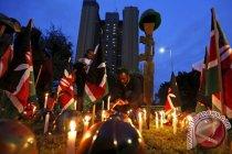Lima orang tewas dalam serangan hotel di Kenya