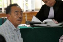Mantan Bupati Bengkalis terseret kasus korupsi jalan