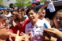 Putri Duterte tetap unggul dalam pemilihan calon presiden Filipina