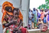 Di penampungan Nigeria, satu dari 200 bocah tewas pada Agustus