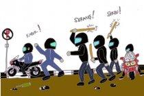 Belasan anggota geng motor diciduk Polisi Sukabumi