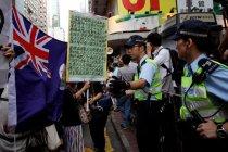 Hongkong resmi larang aktivitas partai nasional