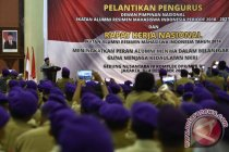 Kementerian Pertahanan gelar sarasehan bagi Resimen Mahasiswa