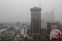 Sebagian besar wilayah Jakarta berawan Rabu (24/10)