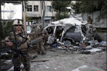 Pengebom bunuh diri tewaskan 50 di Kabul