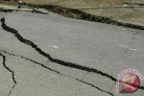 Gempa dua kali guncang Sulawesi pada Rabu pagi