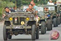 Puluhan komunitas mobil dilibatkan dalam Kirab Proklamasi