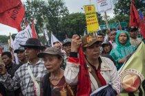 Petani tuntut perwujudan keadilan agraria