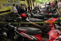 Puluhan motor curian ditemukan lagi di rusunawa