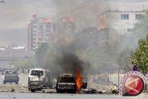Beberapa ledakan guncang ibu kota Afghanistan, enam orang tewas