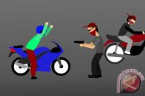 Polisi ringkus pelaku begal motor bersenjata tajam