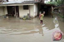 Banjir genangi sejumlah desa di Cilacap