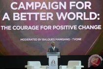 Menlu Retno sampaikan belasungkawa atas kepergian Kofi Annan
