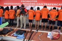 Polisi proses hukum 123 penjarah pascagempa Palu