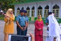 Dilarikan ke RSBP Batam jamaah haji asal Lingga yang pingsan