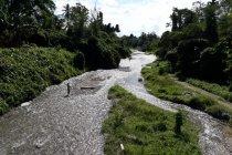 BPBD Papua Barat: empat sungai di Wondama cukup berbahaya