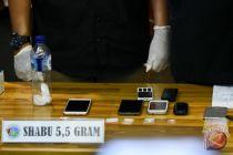 KH terciduk setelah kedapatan kantongi narkoba