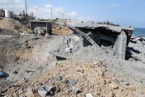 Jet-jet Israel serang Gaza setelah roket hantam rumah di Beersheba