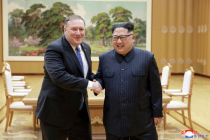 Menlu AS akan ke Korut temui Kim Jong Un