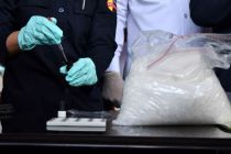 Polisi amankan wanita bawa 1 kg sabu-sabu di Bandara Kualanamu