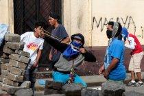 Wartawan ternama Nikaragua asingkan diri ke Kosta Rika