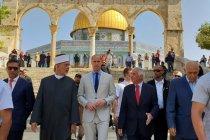 Sejumlah orang Yahudi masuki Kompleks Al-Aqsha untuk rayakan  Paskah