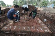 Bukti peradaban abad VIII ditemukan di Dharmasraya Sumbar