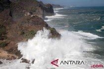 BMKG: waspadai gelombang tinggi di sejumlah perairan Indonesia