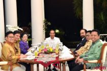 Ketum PKB: PBNU tidak mengancam Presiden Jokowi