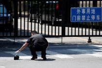 Ratusan diplomat AS kembali ke China di tengah perseteruan dua negara