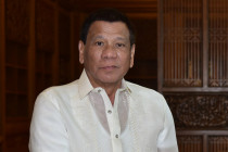 Ribuan pemotor Filipina memprotes aturan baru plat nomor