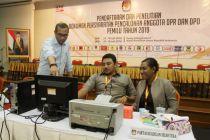 KPU mulai terima laporan dana kampanye parpol dan peserta Pilpres