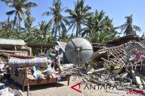 Rumah rusak akibat gempa Lombok segera dibantu