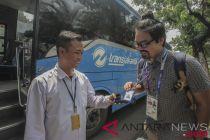 """Transjakarta sediakan 10 \""""shuttle bus\"""" di GBK"""