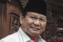 Prabowo ingatkan pendukungnya tidak langgar kampanye damai