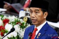 Presiden: lembaga negara kuat jika dihormati rakyat