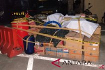 Penjual oli palsu ditangkap polisi Jakarta Selatan