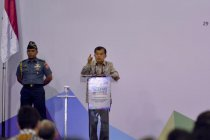 Wapres resmikan pameran energi baru terbarukan terbesar di Indonesia